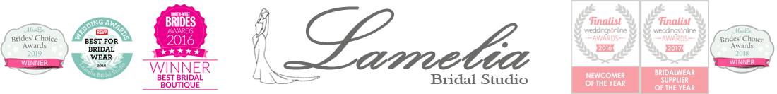 Lamelia Bridal Studio Sligo Logo